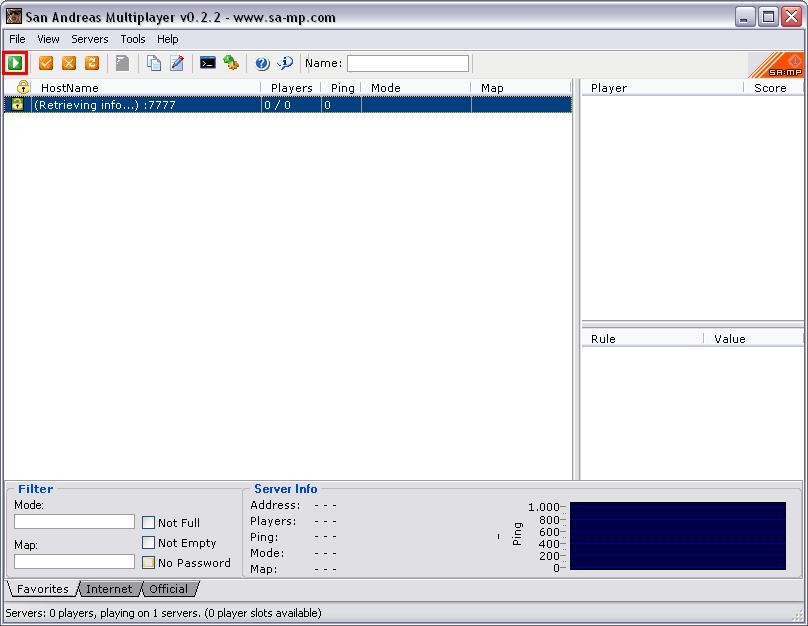 загрузка сервера майнкрафт на хостинг